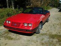 83 mustang convertible for sale or trade