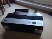 Epson stylus Pro 3880 fine art printer