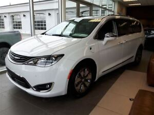 2018 Chrysler Pacifica Limited +Hybrid, Toit Pano+