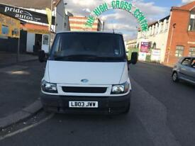 Quick sale ford transit very good engine