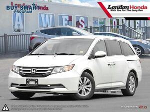2015 Honda Odyssey EX *NEW ARRIVAL* One owner vehicle, Full S...