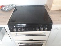 Brand new range style cream electric oven and hob Leisure AL60RC