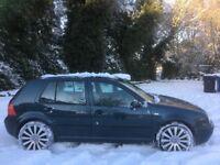 Volkswagen Golf Se 1.6 Petrol Automatic 7 Months MOT Genuine Low Mileage 5dr