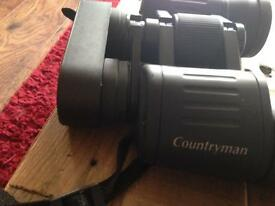 OPTICRON COUNTRY MAN BINOCULARS