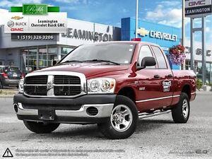2008 Dodge Ram 1500 CLEAN CARPROOF CALL TODAY SLT V8 5.7 LT  4WD