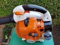 stihl bg86 petrol leaf,blower,as sh86,SEEW VIDEO!!! in very clean and good condition
