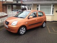 Kia picanto 1.1 2007! Only 58k! FSH! 2 keepers!