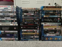 Blu-Rays 60 In Total - Ideally Bulk Sale
