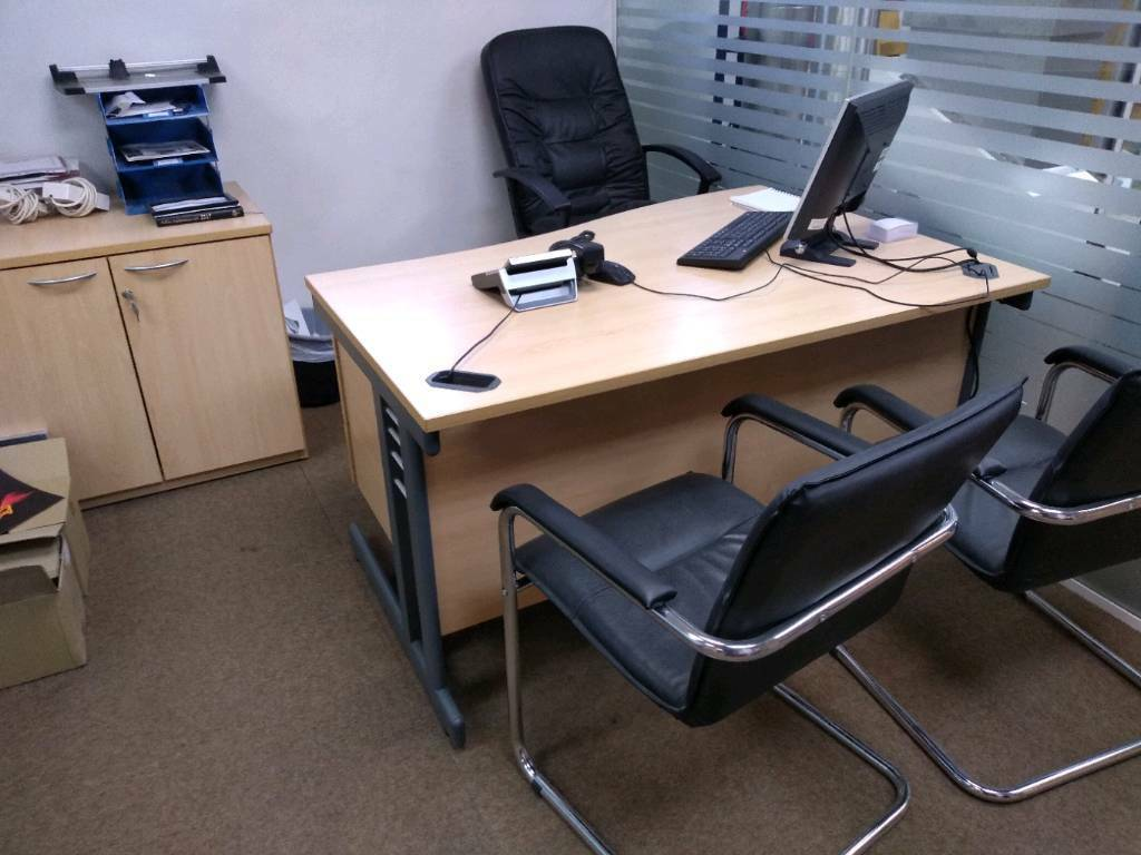 Incredible Job Lot Of Office Furniture In Cambridge Cambridgeshire Gumtree Home Interior And Landscaping Transignezvosmurscom