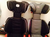 Stage 3 child car seat (two available)