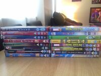 16 boys dvds