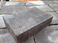30 Square metres Damson Tegular Block Paving
