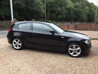BMW 116d 2009 2 door - 1yr MOT - £30 per year TAX - Private Reg INCLUDED!