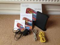 Router Sky Broadband cables charger etc