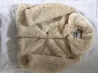 Girls furr coat 2-3