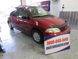 2003 Ford Windstar Sport SYSTEME DVD