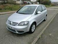Volkswagen Golf Plus Luna 1.4 80BHP 2007