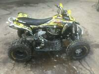 Can-am 450 2011 racing quad