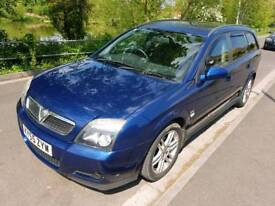 2005 Vauxhall Vectra SRI