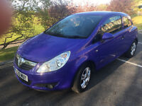 2010 Vauxhall Corsa Energy 1.2 3dr * only 28k mileage *