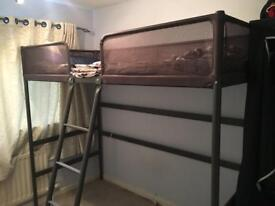 Bunk bed + Wardrobe