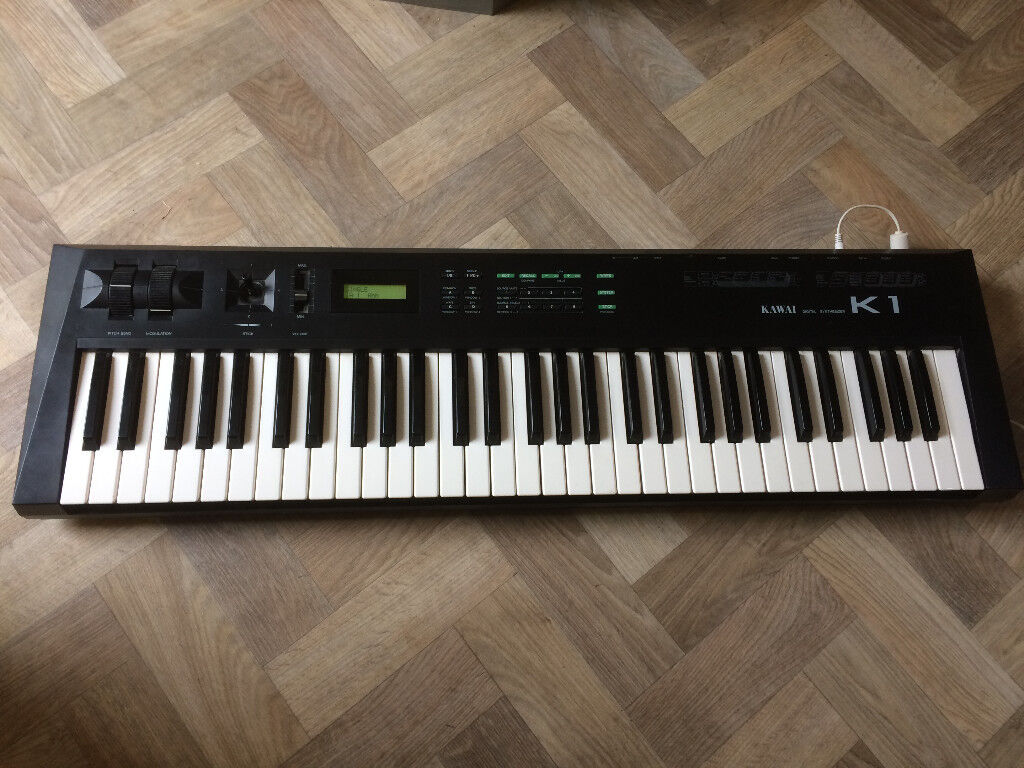 Kawai K1 Kawai K1 synthesiser Synth synthesizer 1988 80s | in