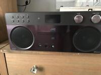 JVC cd, USB, DAB, AUX player