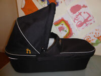 Nipper Out n About 360 double carrycot