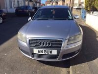 AUDI A8 BREAKING FOR PARTS