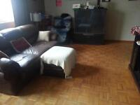 Master Bdrm 4 rent-Jacuzzi, Fireplace & BBQ in home