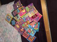 28 Jacqueline Wilson Books and Assorted GSCE/A Level English Books