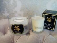 GRAPEFRUIT AND GINGER CANDLES FOR SALE.