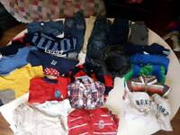 9to 12 months old baby boys clothes