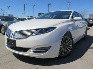2013 Lincoln MKZ Navigation, Sunroof, Leather, AWD, 3.7L V6