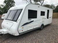 Compass rallye/524/4berth 2010 Cassette toilet and shower
