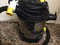 Sealey 20ltr 1250w vacuum cleaner only £30