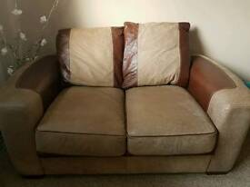 Two seater sofa £50