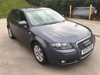 **AUDI A3 SE TDI AUTO 2.0 DIESEL 5DR HATCHBACK (2005 YEAR)IN IMMACULATE CONDITION**