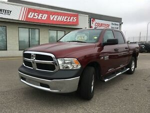 2016 Ram 1500 ST   DEMO VEHICLE BLOWOUT   EXTREMELY LOW KM