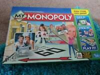 My monopoly