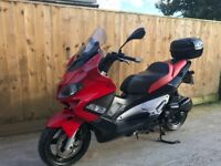 Gilera Nexus 2007 250cc scooter 9000miles