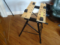 DIY Workbench (MINT) Work Bench Woodwork Joiner Carpenter Builder