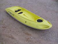 Bic Ouassou Kayak with Paddle