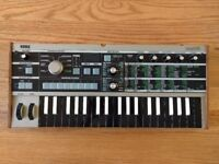 Microkorg Limited Edition Reverse Keys