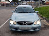 Mercedes 2.6 petrol Auto