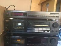Technics Quartz synthesizer stereo tuner (spares or repair)