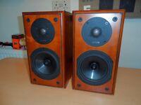 Pair of Awesome Epos M5 Bookshelf Speakers - Stunning Sound & Build Quality