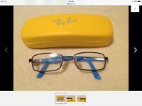 Kids glasses and case.