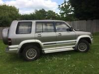 Isuzu Trooper citation DT