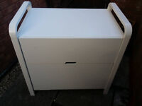 mothercare dresser/dressing table, storage, excellent cond. CAN DELIVER